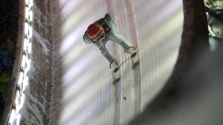 Skisprung Experte analysiert Tournee: