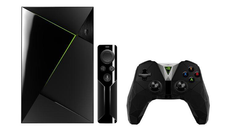 Streaming Zentrale Für Alle Fälle Nvidia Macht Fernseher Richtig