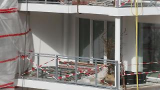Balkon-Bau