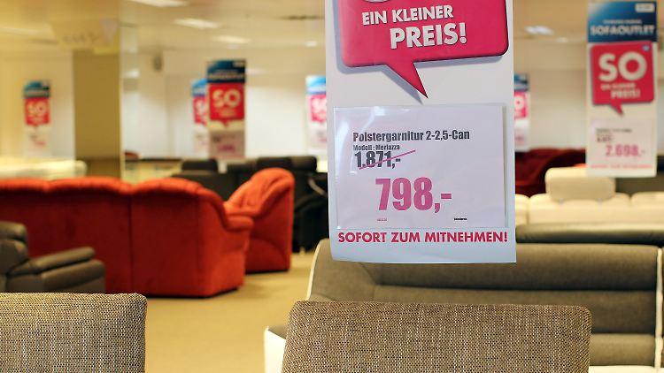 Angebot und Beratung top: Möbelhäuser im Test - n-tv.de