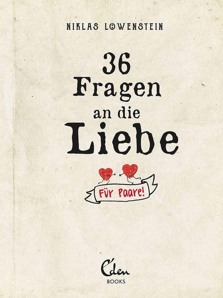 Die Dinge des Lebens: 36 Fragen an die Liebe - n-tv.de
