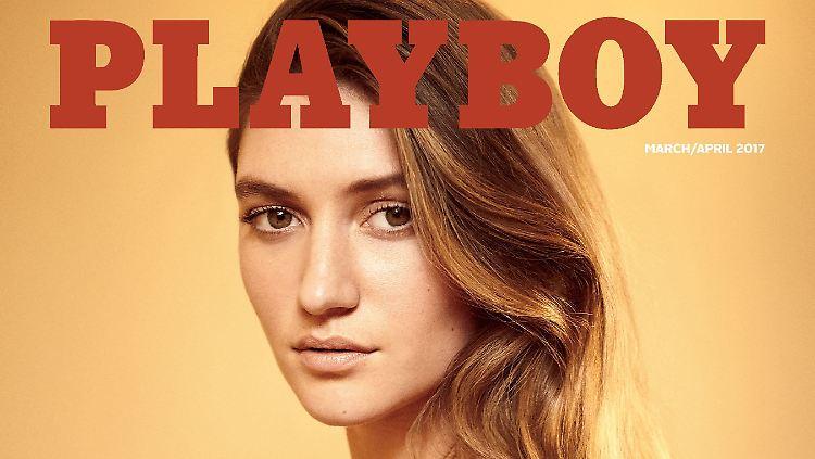 Ronja Forcher im Playboy: Da staunt sogar der