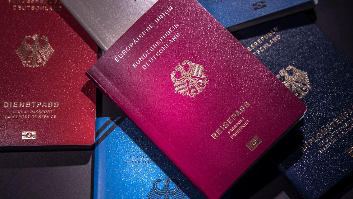 Reisepass Ohne Geburtsurkunde