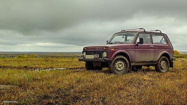 Erfinder des Lada Niva: Offroad-Legende Pjotr Prussow ist ...