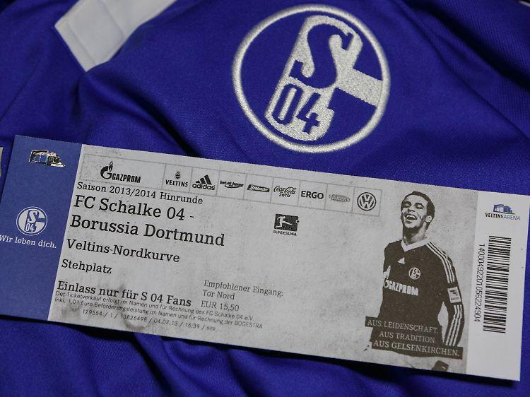 Der Sport-Tag: Schalke warnt vor gefälschten Derby-Tickets