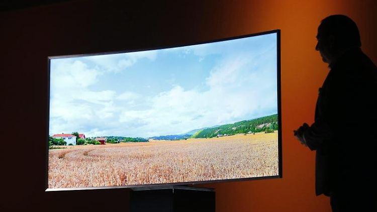 Tizen-System hat viele Fehler: Neue Samsung-Fernseher nicht sicher