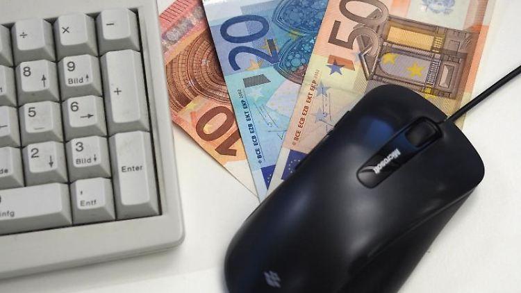 Geldanlagen im Netz