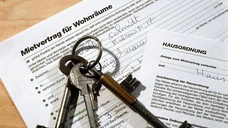 Sonderregelung Im Kontrakt Wann Geht Mindestmietdauer In Ordnung