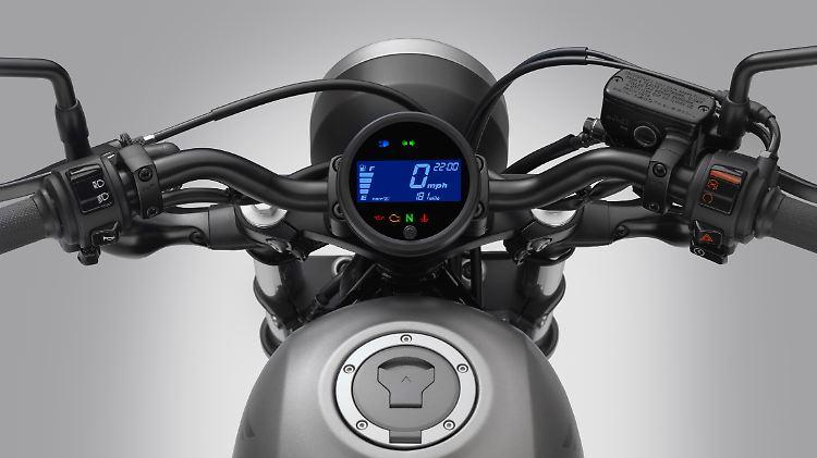 Preiswerter Einsteiger Honda Cmx500 Rebel Ein Böser Bube N Tvde