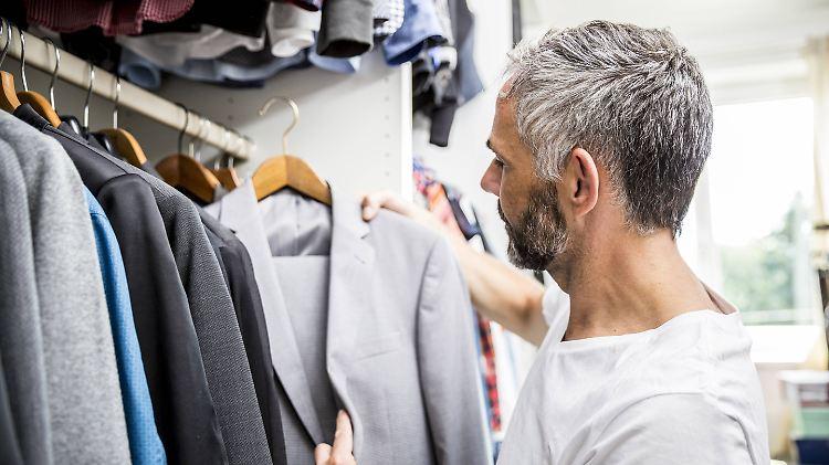 Das Kleiderschrank Projekt Mehr Stil Weniger Konsum N Tv De