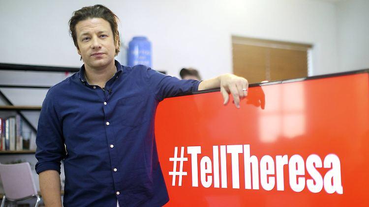 Streichpläne beim Schulessen: Jamie Oliver attackiert