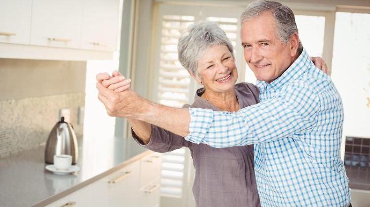 Wohnungssuche im Alter