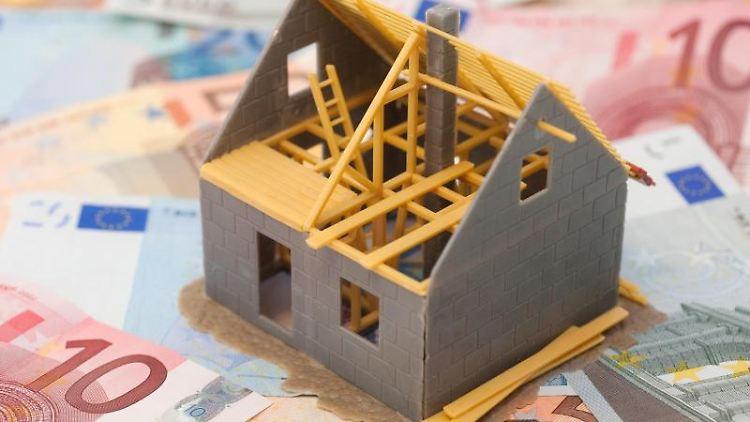 Kosten für Hausbau planen