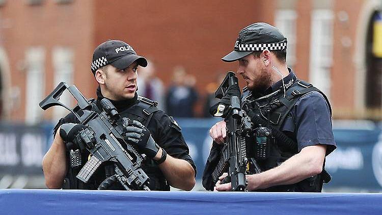 Attentäter Manchester