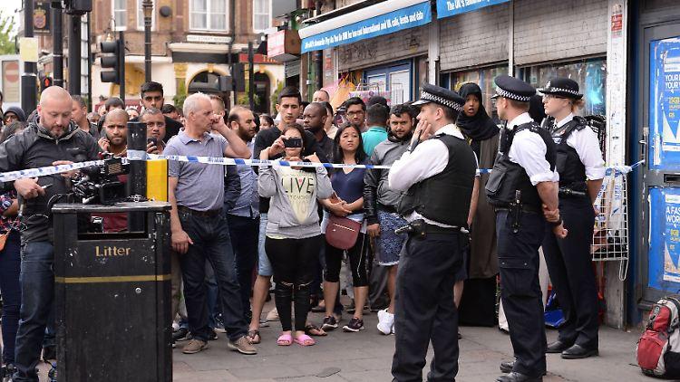 England Terroranschlag