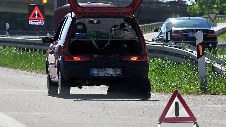 Nach Einem Autounfall Muss Man Immer Die Polizei Rufen N Tv De