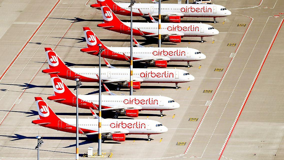 Kann Man Da Noch Buchen Was Air Berlin Passagiere Wissen Sollten