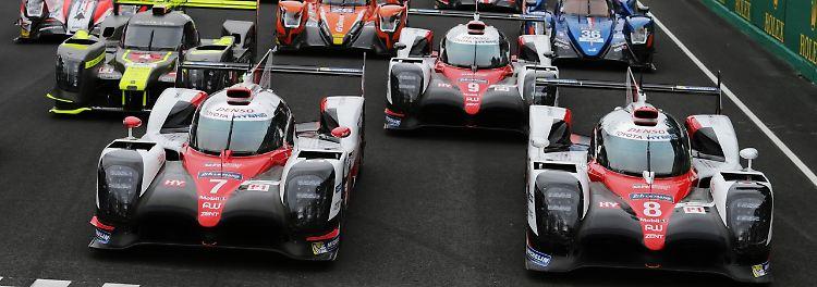 Thema: 24-Stunden-Rennen von Le Mans
