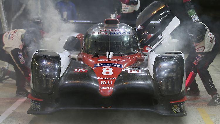 24 Stunden Rennen Von Le Mans Thema N Tvde