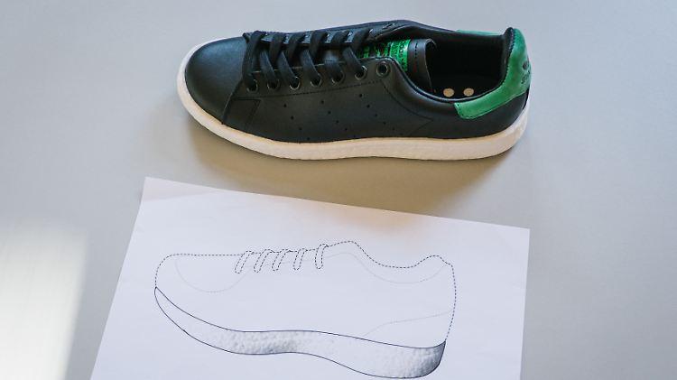 Streit um Schuhsohle: Puma gibt im Streit mit Adidas klein