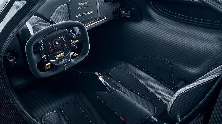 Hypercar Von Adrian Newey Aston Martin Valkyrie Ein Geniestreich N Tv De