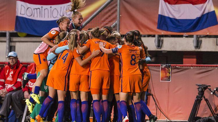 Die neuen Europameisterinnen?