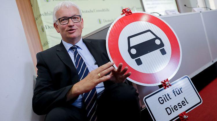 Den Schuss Nicht Gehört Umwelthilfe Geht Autoindustrie An N Tvde