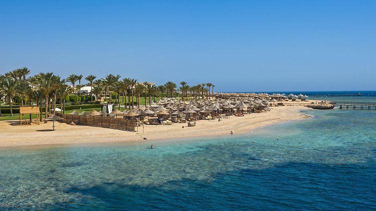 Buchungen Trotz Hurghada Attacke ägypten Urlaub Bei Deutschen