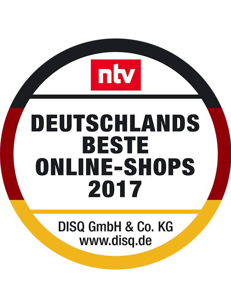 62378b9497272f Verbraucher haben gewählt  Deutschlands beste Online-Shops 2017 - n ...