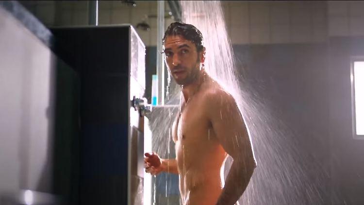 Der Größte Fack Aller Zeiten Unter Der Dusche Mit Elyas Mbarek