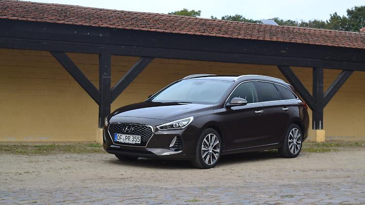 Etwas Mehr Punch Bitte Hyundai I30 Kombi Der Unaufgeregte Im Test