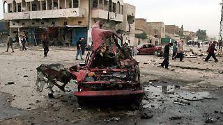 Eine unfassbare Welle der Gewalt erschüttert den Irak.
