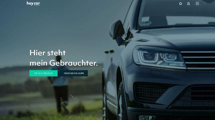 c0c8e4530d Neue Online-Börse für Autos  VW schiebt