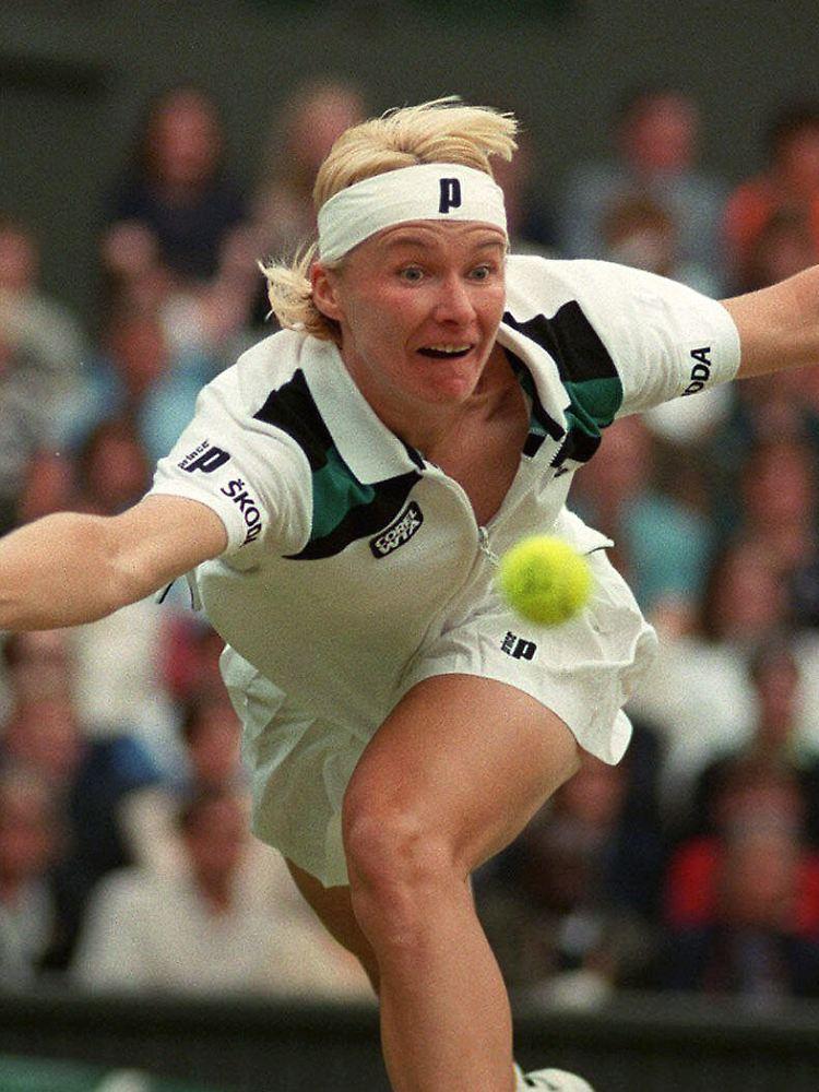 Deutsche Tennisspielerin Jana