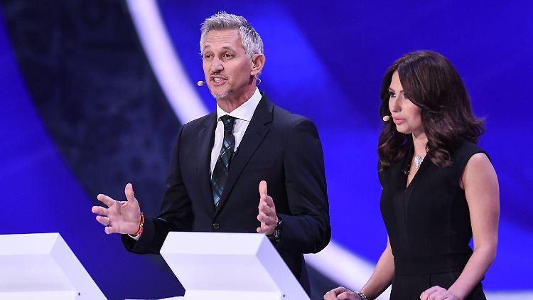 Experten Im Englischen Fussball Wenn Tv Moderatoren