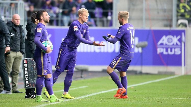Unterklassig Statt Dfb Team Wie Fussball Talente In