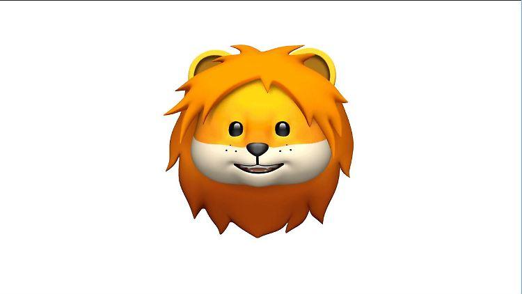 Löwen-Animoji iOS113.JPG