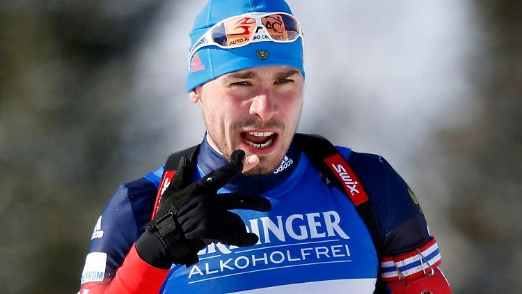 Russischer Biathlon-Star Schipulin beendet Karriere