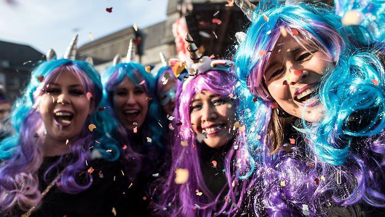 Diskussion Um Sauf Exzesse Nein Heisst Nein Auch Im Karneval N
