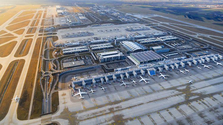 Standort Für Zukunftstechnologie Flughafen München Wird Zum