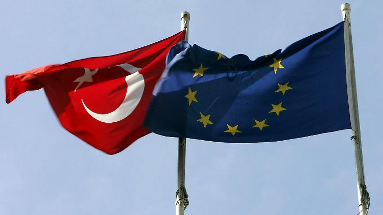 Wie es mit der Türkei und der Europäischen Union weitergeht? Die EU erteilt Präsident Erdogan eine klare Absage.