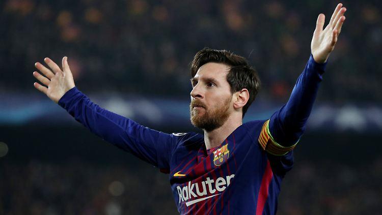 Chelsea chancenlos im Camp Nou  Magic Messi schießt Barça ins Glück ... c9c346af2e6