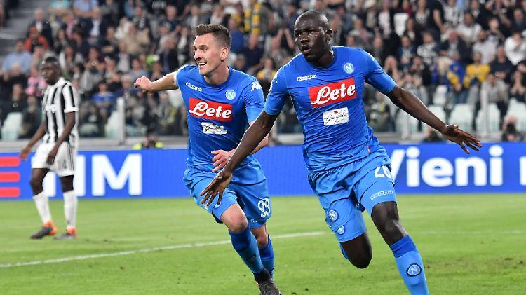 Erst Pokal Dann Meisterschaft Juventus Bleibt In Italien