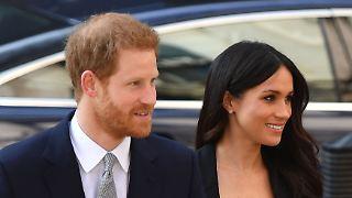 Thema: Prinz Harry und Meghan Markle