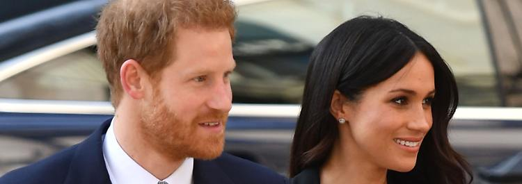 Thema: Prinz Harry und Meghan Markle