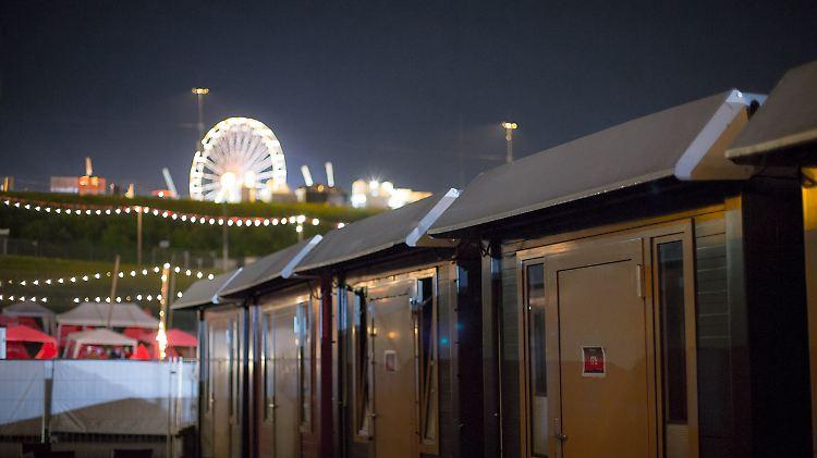 Rock Am Ring Verkauft Sich Teuer Luxus Camping Spaltet Festival