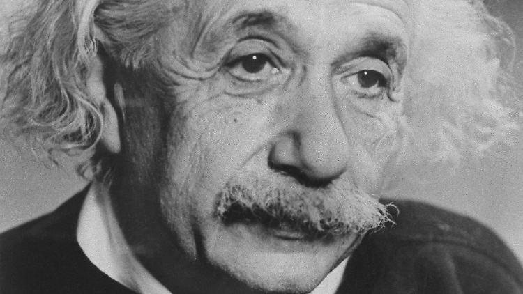 Albert Einstein Krankheit