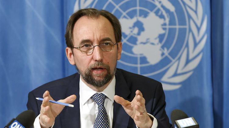 Die USA waren mit Saids Kritik des Öfteren nicht einverstanden. Sie verhinderten eine zweite Amtszeit für Said.