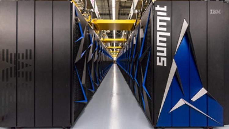 Blog Image - Summit supercomputer - long shot.jpg