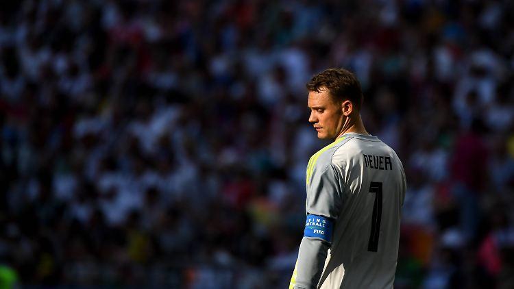 Wm 2018 Deutschland Scheitert In Der Wm Gruppenphase N Tvde